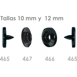 Tallas Disponibles