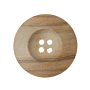 Wood button MD070