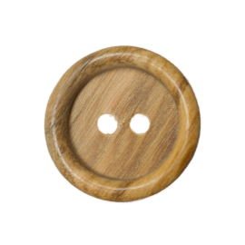 Wood button MD115