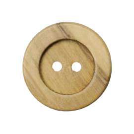 Wood button MD117