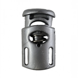 Stopper button F/11 with cord clamp