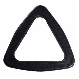 Triangle shaped ring button / 8